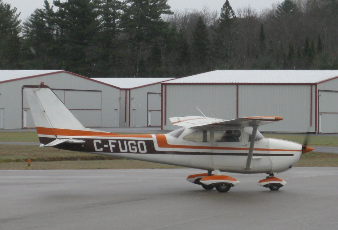 Club Aircraft Learn To Fly - BANCROFT COMMUNITY AIRPORT